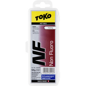 Toko NF Hot Wax 120g red